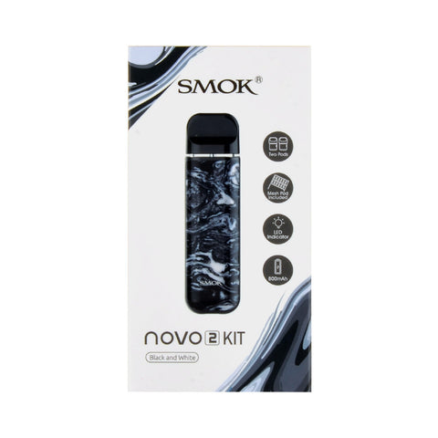 Smok Novo 2 Black and White Kit