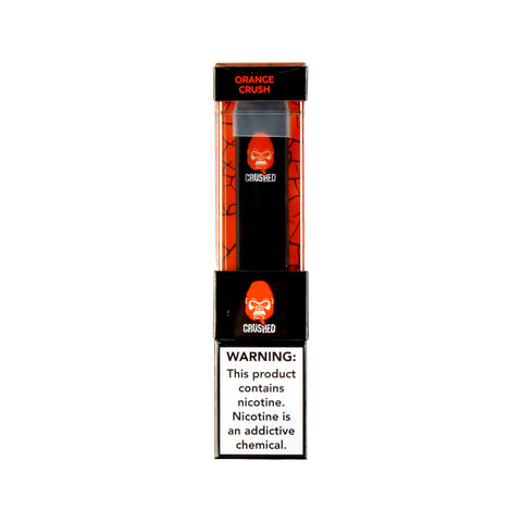Crushed Disposable e-Cig Orange Crush