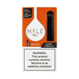 Myle Mini Disposable Pod Device Sweet Tobacco