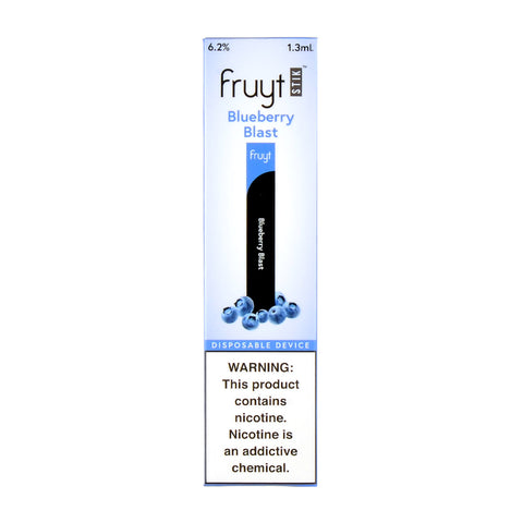 Fruyt Stik Blueberry Blast Disposable Pen