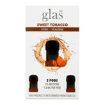 Glas Sweet Tobacco 2 Pods