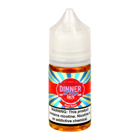 Dinner Lady Sweet Fusion Nicotine Salt E-Liquid