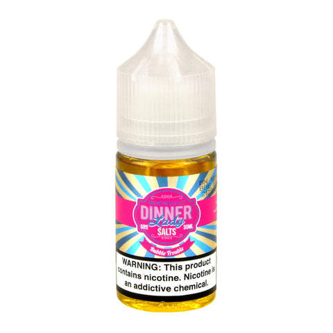 Dinner Lady Bubble Trouble Nicotine Salt E-Liquid