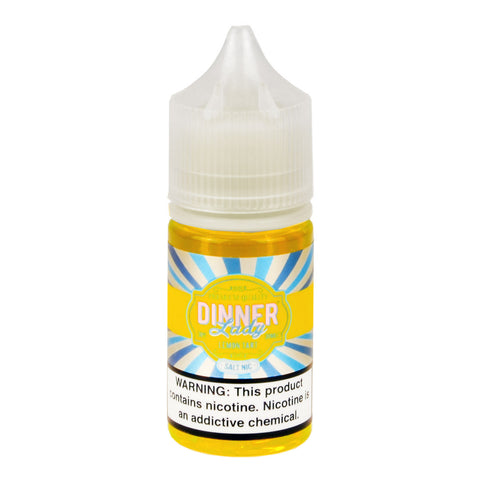 Dinner Lady Lemon Tart Nicotine Salt E-Liquid