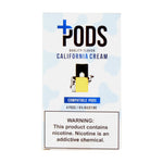 Plus Pods California Cream Pack of 4