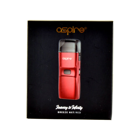 Aspire Breeze NXT Starter Kit Red