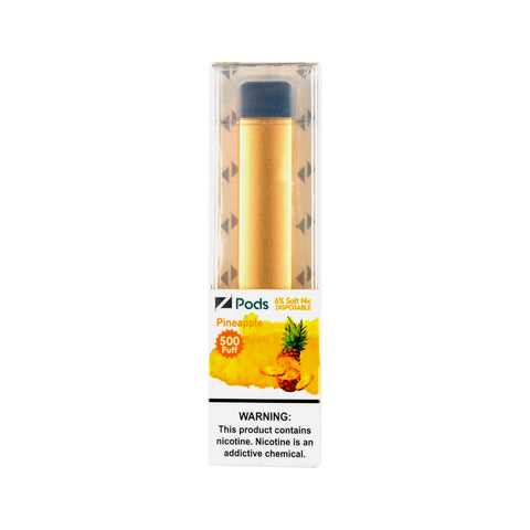 Ziip Pineapple Disposable ZStick