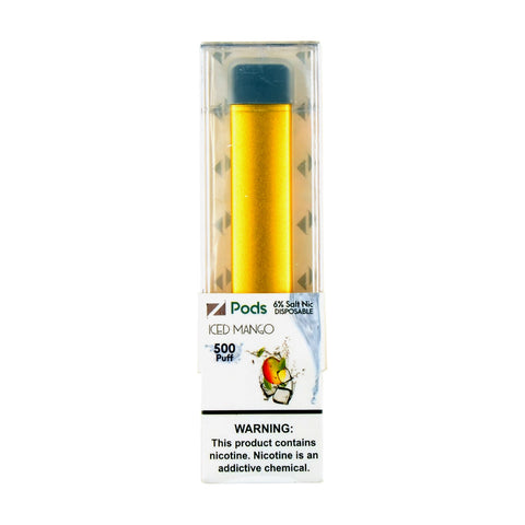 Ziip Iced Mango Disposable ZStick
