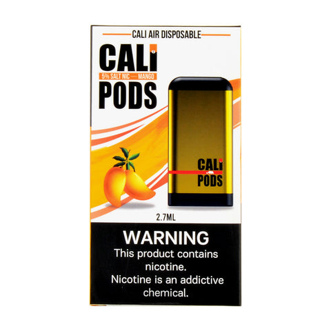 Cali Air Mango Disposable Device