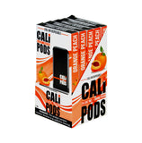 Cali Air Orange Peach Disposable Device