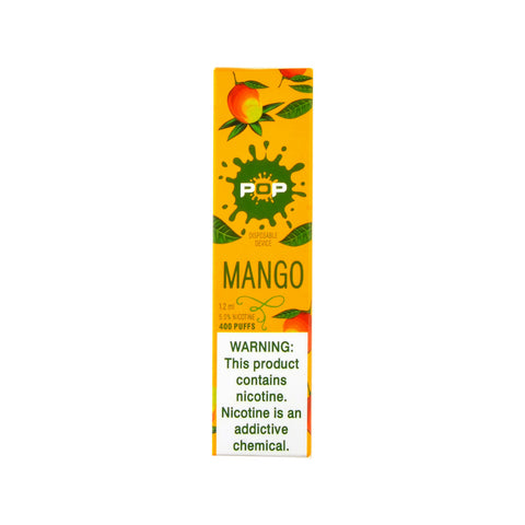 POP Disposable Vape Mango