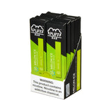 Puff Bar Melon Ice Disposable Device