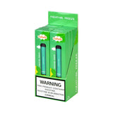 Exhale Disposable eCig Menthol Freeze