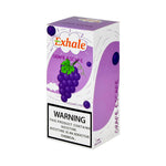 Exhale Disposable Device Grape Escape