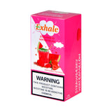 Exhale Disposable Vape Strawberry Watermelon