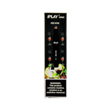 IPLAY Vino Disposable Vape Device Red Wine