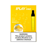 IPLAY Vino Disposable Vape Device Banana Ice