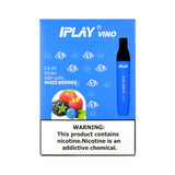 IPLAY Vino Disposable Vape Device Mixed Berries