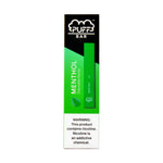 Puff Bar Menthol Disposable Device