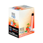Pixxi Pro Disposable Vape Pen Iced Out Strawberry Peach
