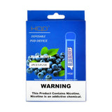 HQD Disposable Pod Device Blueberry