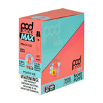 PodStick Max Disposable Vape Pen Peach Ice