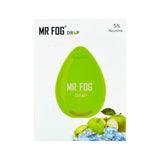 Mr Fog Drop Disposable Vape Device Newton Apple