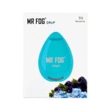 Mr Fog Drop Disposable Vape Device Blue Slushy