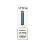 Air Bar Disposable Vape Grape Ice
