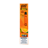 PodStick Max Disposable Vape Pen Orange Soda Ice