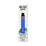 Mr Fog Max Disposable Vape Pen Blueberry on Ice