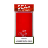 Sea Air Disposable Vape Kiwi Red Apple