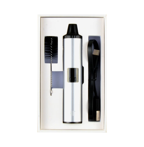 Yocan Hit Vaporizer Kit Silver