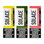Solace Nicotine Salt E-Liquid
