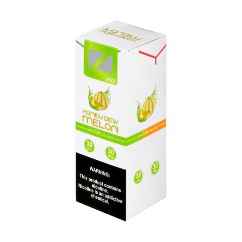 Ziip Honey Dew Melon Nicotine Salt E-Liquid