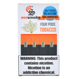 Eonsmoke Virginia Tobacco 4 Pods