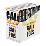 Cali Pods - Cali Pods Pineapple 4 Pods - Drops of Vapor