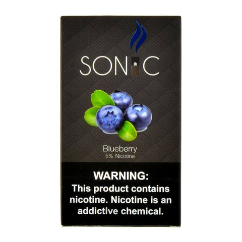 Sonic Blueberry 4 Pods