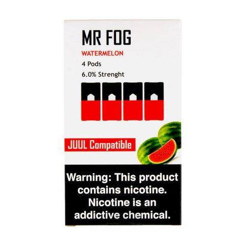 Mr Fog - Mr Fog Watermelon 4 Pods