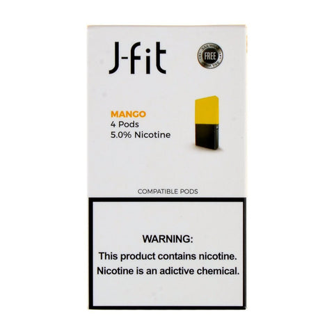 J-Fit Mango 4 Pods