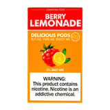 Delicious Pods Berry Lemonade Pack of 4