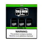 Nitro's Cold Brew Solos Mint Disposable E-Cig
