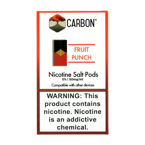 Carbon Fruit Punch 4 Pods