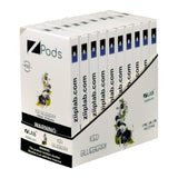 Ziip Iced Blueberry 4 Pods