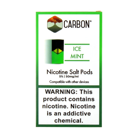 Carbon Ice Mint 4 Pods