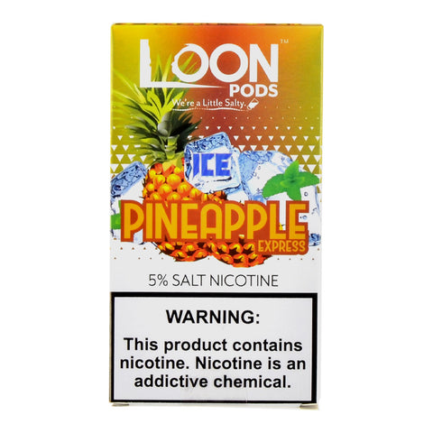 Loon Pods Ice Pineapple Express 5 Pods