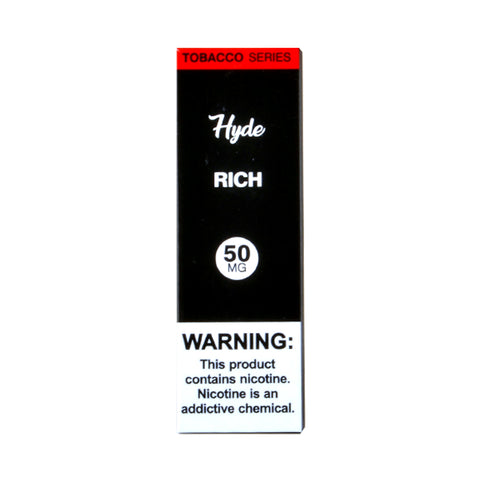 Hyde Rich Vape Tobacco Series