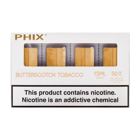 Phix Butterscotch 4 Pods