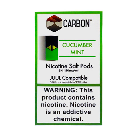 Carbon Cucumber Mint 4 Pods