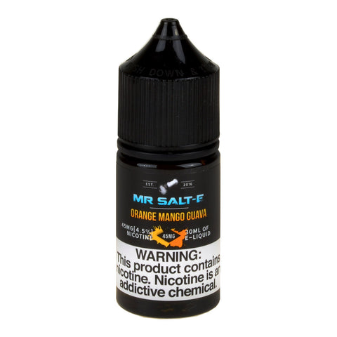 Mr Salt-E Orange Mango Guava Nic Salt e-Liquid